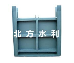 河道用铸铁闸门、大型钢结构闸门、平面定轮钢闸门