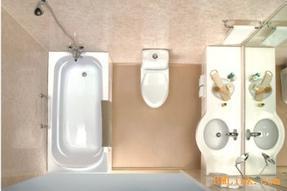 酒店式整体卫浴、整体卫生间