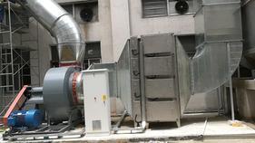 Voc废气生物治理方法的工作原理|上海怡帆机电