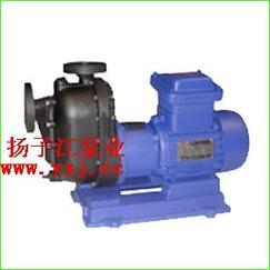 自吸泵:ZCQF型氟塑料自吸磁力泵