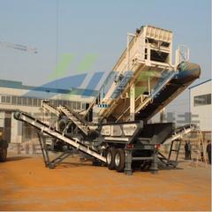 泰安移动破碎站价格 建筑垃圾可再生资源 反击式破碎机厂家分期