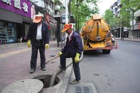 上海青浦区重固镇环卫抽粪 管道清洗 清理化粪池