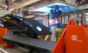 自动化机器人中厚板焊接系统