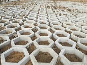 六边形护坡砖,菱形护坡砖