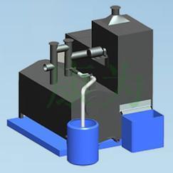 全智能超声波油水处理机组 油水处理器