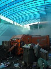 垃圾站除臭设备功能多自动操作