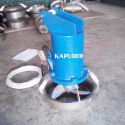 污泥处理澄清池QJB潜水搅拌机如何选型