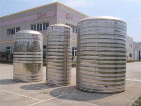 供应不锈钢保温水箱