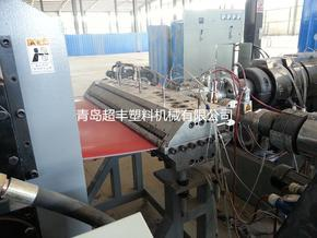 塑料琉璃瓦生产线设备