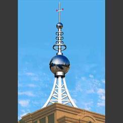 避雷塔,工艺塔,装饰塔,造型塔