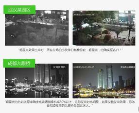 200W夜视全彩监控设备,TC-NC9401S3E-2MP-S