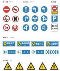 中山标识牌/中山安全指示牌/中山标牌