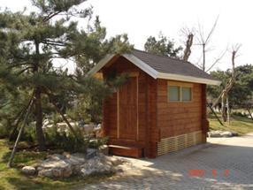 专做:公园木屋 休闲木屋-质优价廉(万林造)