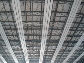 吊顶辐射板