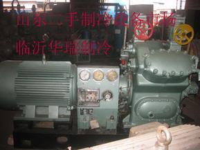烟台冰轮6AW-125制冷压缩机