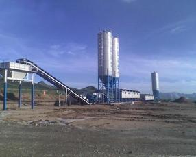 二灰土拌和站型号灰土拌合站厂家
