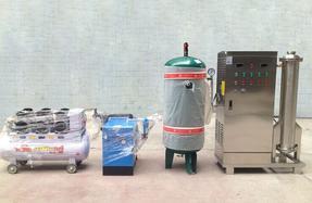 300克大型分体式臭氧发生器