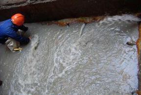 泰安水池堵漏公司