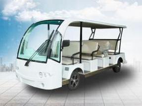 重庆电动观光车KRD-D11/重庆景区观光车
