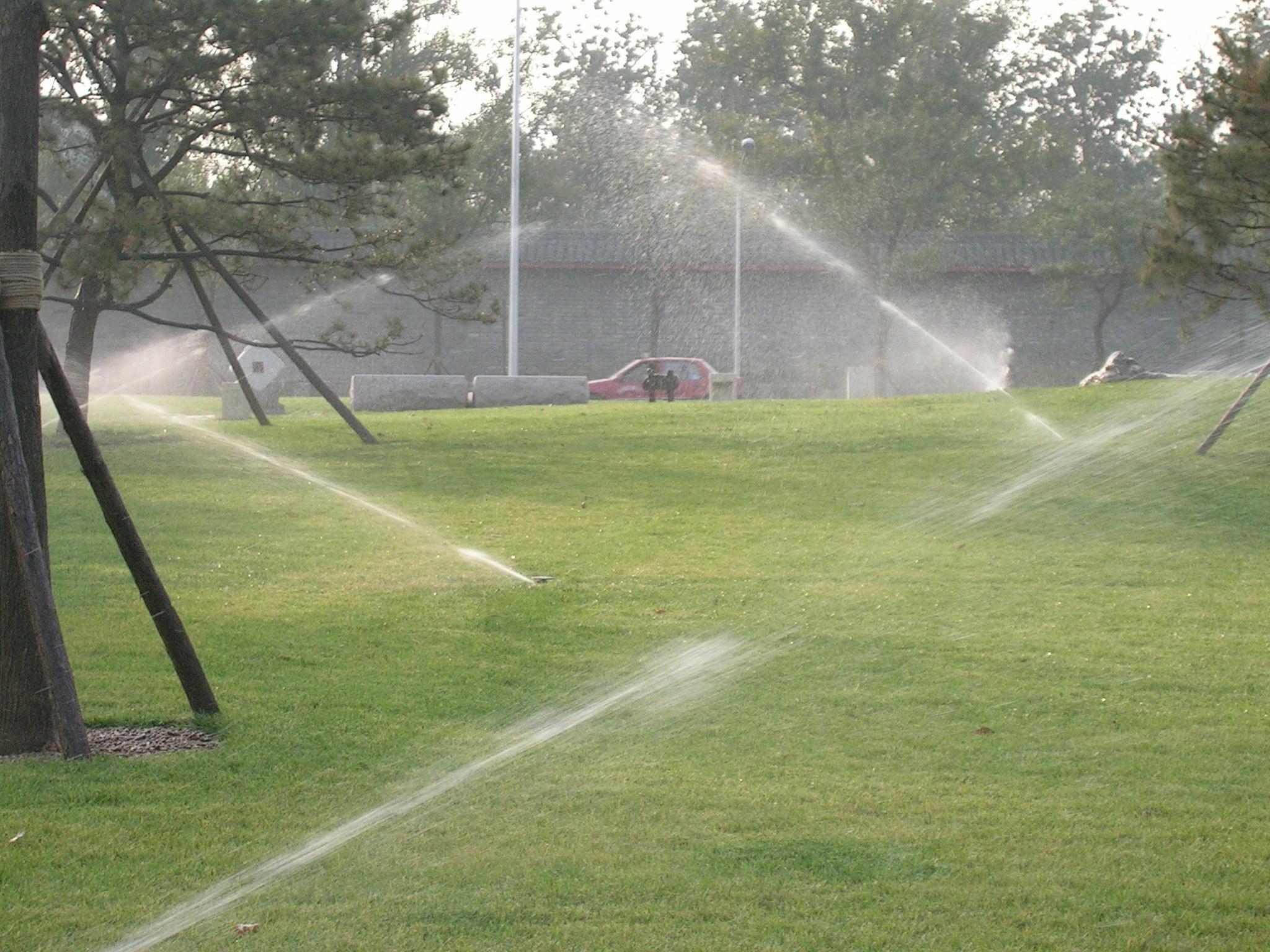 美国尼尔森园林灌溉产品(喷头,电磁阀,控制器)