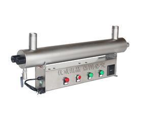 紫外线消毒器杀菌器原理