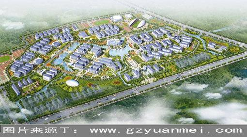 中国矿大校园景观设计