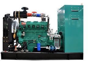 50KW潍坊系列燃气发电机组
