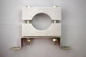 高压单孔电缆固定夹规格型号