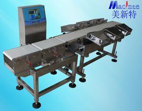 macinte7级自动检重分级机