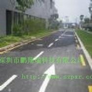 专业热熔标线,公路标线,交通标线,深圳道路划线