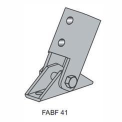 可调支座 FABF 41