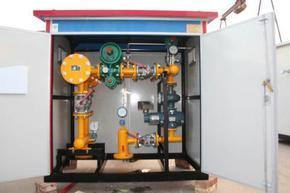 燃气调压柜切断精度高,燃气调压柜保养方便