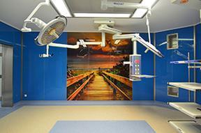 湖南泰瑞第五代智能个性净化手术室