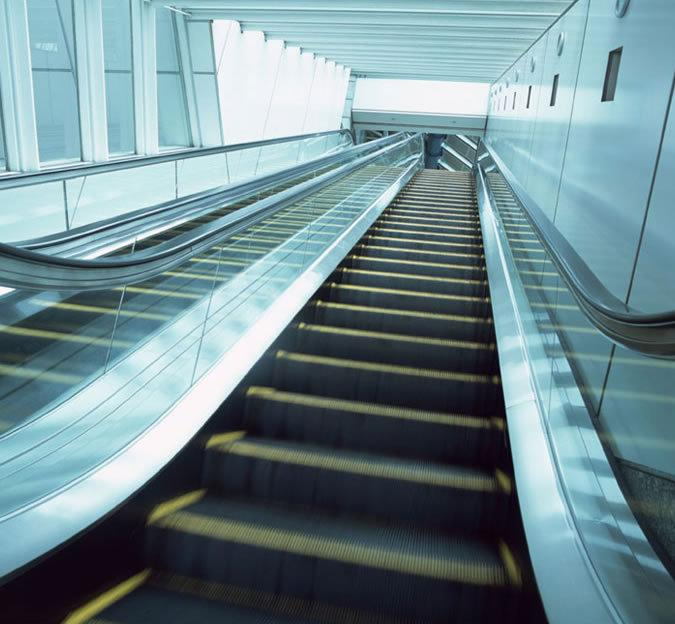 手扶梯广告设计