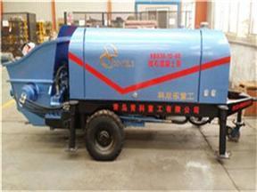 细石混凝土输送泵砂浆泵砼泵类