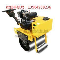 畅销国内外的单轮小型压路机振动易操作单轮小型压路YL600/YL700的价格