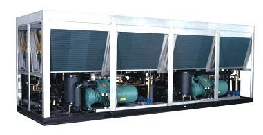 风冷螺杆式热泵机组_风冷热泵螺杆机组_CO土木在线