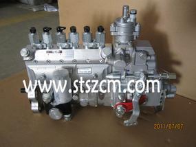 小松挖掘机pc130-7柴油泵,小松纯正配件