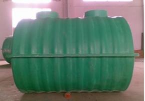 供应玻璃钢化粪池--玻璃钢缠绕管道
