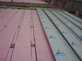 钢结构防冷桥系统挤塑保温板固定系统