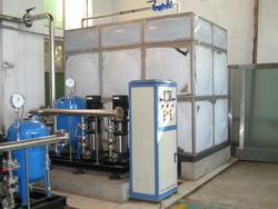 不锈钢水箱北京水箱厂
