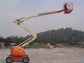 出租 租赁高空作业车 空压机 螺杆式  进口设备