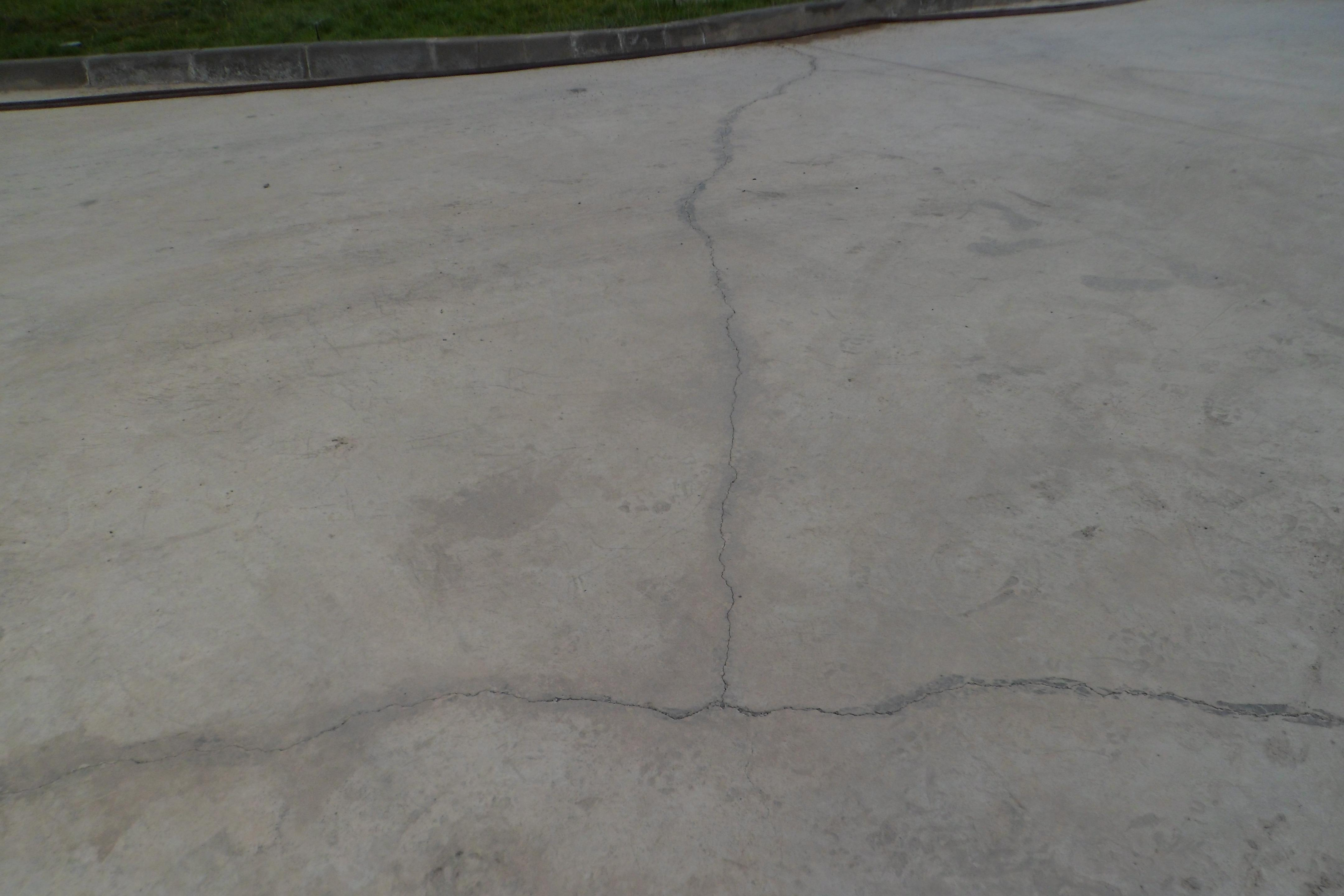 水泥地面裂缝修补方法大全
