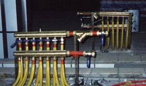 标准分水器
