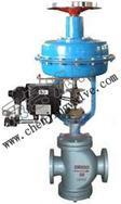 供应气动薄膜双座调节阀|专业生产气动调节阀