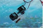 无刷直流水泵直流循环泵 微型潜水泵磁力隔离泵 磁力泵
