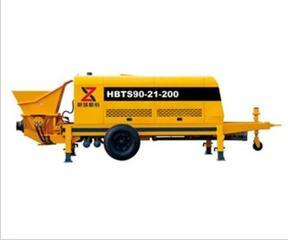 湖南省郴州市高端进口配置混凝土地泵 全自动操作