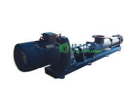 g型单螺杆泵,污泥输送泵