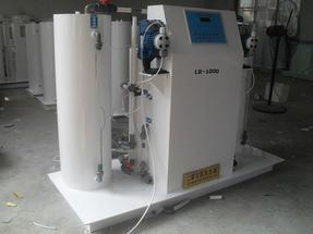 安徽二氧化氯发生器精彩呈现