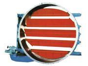 圆形多叶碟阀